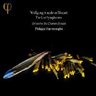 THE LAST SYMPHONIES/ PHILIPPE HERREWEGHE [모차르트: 교향곡 39, 40, 41번 <주피터> - 필립 헤레베헤]