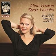 SCHUBERT, SIBELIUS, GRIEG: SONGS/ ROGER VIGNOLES