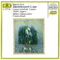 PIANO CONCERTO, GASPARD DE LA NUIT, SONATINE/ MARTHA ARGERICH, CLAUDIO ABBADO [라벨: 피아노 협주곡, 밤의 가스파르, 소나티네 - 아르헤리치, 아바도]