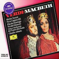 MACBETH/ CLAUDIO ABBADO [THE ORIGINALS] [베르디: 맥베스 - 아바도]