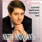PIANO WORKS/ NIKITA MNDOYANTS