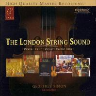 THE LONDON STRING SOUND/ GEOFFREY SIMON [런던 스트링 사운드: 현악 합주] [180G LP]