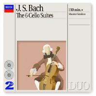 CELLO SUITES/ MAURICE GENDRON [DUO]