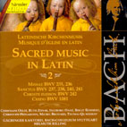 SACRED MUSIC IN LATIN 2/ HELMUTH RILLING
