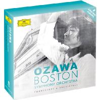 SEIJI OZAWA & BOSTON SYMPHONY ORCHESTRA [오자와와 보스턴 심포니 8개의 명반]