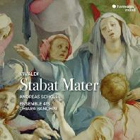 STABAT MATER/ ANDREAS SCHOLL, CHIARA BANCHINI [비발디: 슬픔의 성모 - 안드레아스 숄, 반키니]