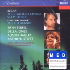 THE STARLIGHT EXPRESS/ SEA PICTURES/ BRYN TERFEL/ DELLA JONES/ ALISON HAGLEY