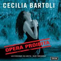 OPERA PROIBITA/ MARC MINKOWSKI [체칠리아 바르톨리: 금지된 오페라]