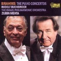 THE PIANO CONCERTOS/ RUDOLF BUCHBINDER, ZUBIN MEHTA