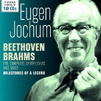 COMPELTE SYMPHONIES/ EUGEN JOCHUM [브람스 & 베토벤: 교향곡 전집 - 요훔]