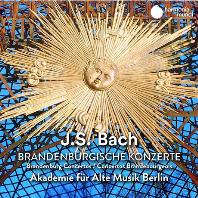 BRANDENBURG CONCERTOS/ AKADEMIE FUR ALTE MUSIK BERLIN [바흐: 브란덴부르크 협주곡 전곡 - 베를린 고음악 아카데미]