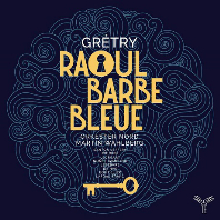 RAOUL BARBE-BLEUE/ MARTIN WAHLBERG [그레트리: 푸른 수염 라울]