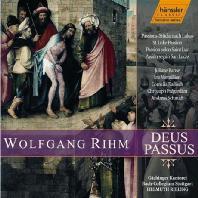 DEUS PASSUS/ HELMUTH RILLING