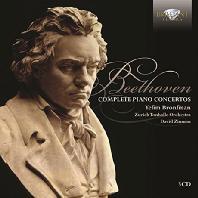 COMPLETE PIANO CONCERTOS/ YEFIM BRONFMAN, DAVID ZINMAN [베토벤: 피아노 협주곡 전집]