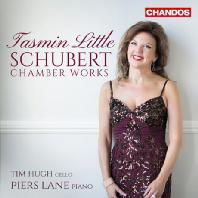 CHAMBER WORKS/ TASMIN LITTLE, PIERS LANE [슈베르트: 바이올린과 피아노를 위한 실내악 작품집]