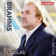 WORKS FOR SOLO PIANO VOL.4/ BARRY DOUGLAS [브람스: 피아노 솔로를 위한 작품 4집 - 배리 더글라스]