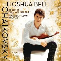 VIOLIN CONCERTO/ JOSHUA BELL, MICHAEL TILSON THOMAS [차이코프스키: 바이올린 협주곡]