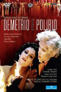DEMETRIO E POLIBIO/ CORRADO ROVARIS [로시니: 데메트리오와 폴리비오]