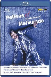 PELLEAS ET MELISANDE/ FRANZ WELSER-MOST [드뷔시: 펠리아스와 멜리장드] [블루레이 전용플레이어 사용]