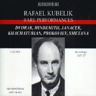 RARE PERFORMANCES RECORDINGS 1937-57