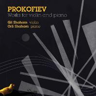 WORKS FOR VIOLIN AND PIANO/ GIL SHAHAM, ORLI SHAHAM [프로코피에프: 바이올린과 피아노를 위한 작품 - 길 샤함, 올리 샤함]