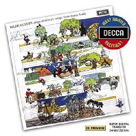 SINGS CHILDREN'S SONGS FROM MANY LANDS [DECCA MOST WANTED RECITALS] [힐데 귀덴: 어린이 노래]