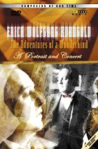 THE ADVENTURES OF A WUNDERKIND/ A PORTRAIT AND CONCERT