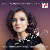 DOLCI MOMENTI: BELCANTO ARIAS/   ALESSANDRO DE MARCHI [레나 벨키나: 달콤한 순간 - 벨칸토 아리아]