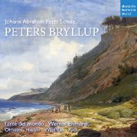 PETERS BRYLLUP/ WERNER EHRHARDT [요한 슐츠: 오페라 <피터의 결혼>]
