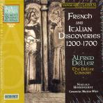 FRENCH AND ITALIAN DISCOVERIES 1200-1700/ THE DELLER CONSORT