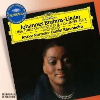 LIEDER/ JESSYE NORMAN, DANIEL BARENBOIM [THE ORIGINALS] [브람스: 가곡집]