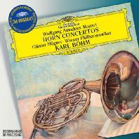 HORN CONCERTOS/ GUNTER HOGNER, KARL BOHM [THE ORIGINALS] [모차르트: 호른 협주곡 1-4번   귄터 회그너, 칼 뵘]