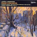 PIANO CONCERTOS/ STEPHEN HOUGH