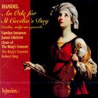 AN ODE FOR ST CECILIA`S DAY/ CAROYLN SAMPSON [SACD HYBRID]