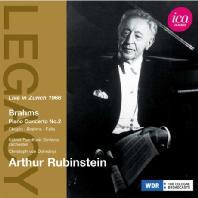 PIANO CONCERTO NO.2/ ARTHUR RUBINSTEIN, CHRISTOPH VON DOHNANYI