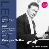 CZIFFRA IN PRAGUE 1955/ GEORGES CZIFFRA
