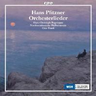 ORCHESTRAL SONGS/ HANS CHRISTOPH BEGEMANN, OTTO TAUSK