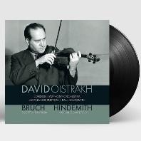 BRUCH: SCOTTISH FANTASIA & HINDEMITH: VIOLIN CONCERTO/ JASCHA HORENSTEIN, PAUL HINDEMITH] [브루흐: 스코틀랜드 환상곡 & 힌데미트: 바이올린 협주곡 - 다비드 오이스트라흐] [180G LP]