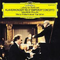 "PIANO CONCERTO NO.5 ""EMPEROR""/ MAURIZIO POLLINI, KARL BOHM [베토벤: 피아노 협주곡 5번<황제>   폴리니, 칼 뵘]"