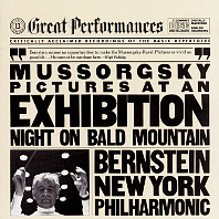 PICTURES AT AN EXHIBITION/ BERNSTEIN [GREAT PERFORMANCES]