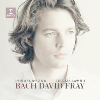 PARTITAS NOS 2 & 6, TOCCATA BWV 911/ DAVID FRAY [바흐: 피아노 작품집 - 다비드 프라이]