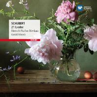 21 LIEDER/ DIETRICH FISCHER-DIESKAU, GERALD MOORE [RED LINE]