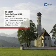 DEUTSCHE MESSE D 872/ WOLFGANG SAWALLISCH [RED LINE] [슈베르트: 미사]