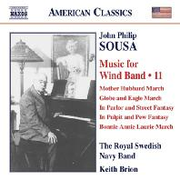 MUSIC FOR WIND BAND 11/ THE ROYAL NORWEGIAN NAVY BAND, KEITH BRION [수자: 관악 밴드를 위한 작품 11집]