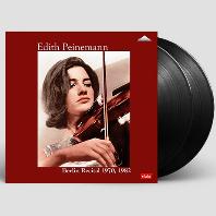 BERLIN RECITAL 1970, 1982 [에디트 파이네만: 베를린 방송국 미공개 스튜디오 녹음 - 바이올린 소나타 모음집]