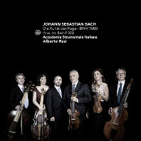 DIE KUNST DER FUGA BWV 1080/ ACCADEMIA STRUMENTALE ITALIANA, ALBERTO RASI [바흐: 푸가의 기법 - 아카데미아 스트루멘탈레 이탈리아나]