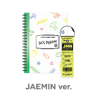 NCT LIFE : DREAM IN WONDERLAND [코멘터리북+러기지택 SET] [JAEMIN]