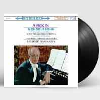 CONCERTO FOR PIANO NO.1 & 2/ RUDOLF SERKIN, EUGENE ORMANDY [180G LP]