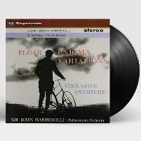 ENIGMA VARIATIONS, COCKAIGNE OVERTURE/ JOHN BARBIROLLI [엘가: 수수께끼 변주곡, 코케인 서곡 - 존 바비롤리] [LP]