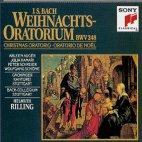 CHRISTMAS ORATORIO BWV248/ HELMUTH RILLING